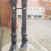 Tangermünde-Marktplatz