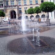 Köthen Rathausplatz