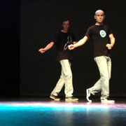 danseurs hip hop du groupe caennais Welcome Project