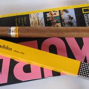 Die Cohiba Espléndido wird von manchen Connaisseurs als beste Zigarre der Welt gehalten. Eine Esplendido kostet auf Kuba 20 Euro - drei Stück im Angebot 23 Euro.