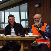 Unterwegs trifft man häufig auf Radl-Kollegen aus der ganzen Welt und natürlich aus Holland