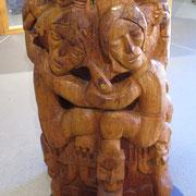 Schnitztradition der Maori