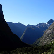 Panorama - Milford Sounds
