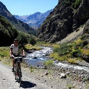 110 km Wellblech-Piste - an einem Tag!