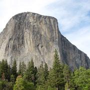 El Capitan - die Wiege des Freeclimbings.