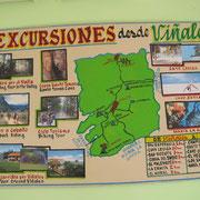 ...und touristisch besser als andere Regionen erschlossen.