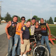 """... Harley Bikers und The-Doors-Fans. I like 'em!!"