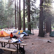 Das legendäre Camp 4