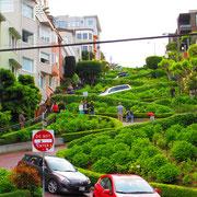 Die Lombard Street.