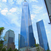 Das neuerbaute One World Trade Center.