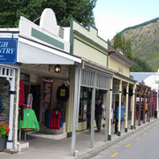Goldgräberstimmung in Arrowtown