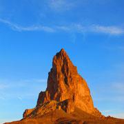 Übernachtungsplatz auf dem Weg ins Monument Valley