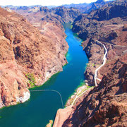 Der Colorado River.