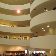 Das Guggenheim Museum in New York.