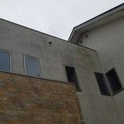 一戸建て 外壁洗浄前