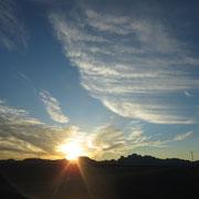 ❦ 天使のサンダンス ハクアハラバレー上空
