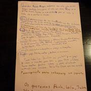 Carta a los Reyes 2010