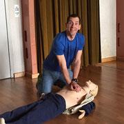 Erste Hilfe Kurs/ BLS- AED Schule Schinznach- Dorf