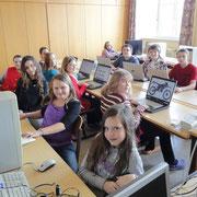 Informatikraum - Wir haben Notebooks in Klassenstärke
