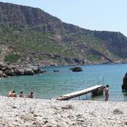 Lissos-Beach