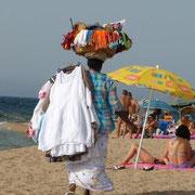 Strandleben wie in Rimini