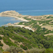 Blick auf das Capo Pecora
