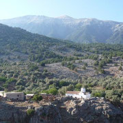 Aradena und Lefka Ori-Berge