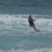 Kyte-Surfen - auch schön zum zuschauen-