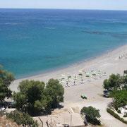 schöne Zeit am Koraka-Beach
