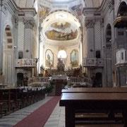 Kirche in Bosa