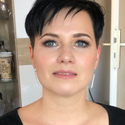 Braut Make-Up für Constance
