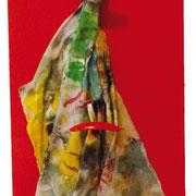"""""""Un chiffon du peintre"""". Collection privée"""