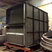 Luftvorwärmer für chemische Industrie