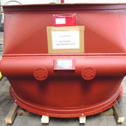 Verbrennungsluft-Vorwärmer für Korea