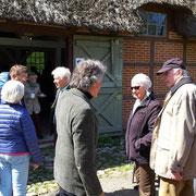 Seekamp-Vortrag Dr. Wöhlk Mai 2015 / Foto: Wolfgang Brammen