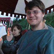 Christoph freut sich schon das Benehmen des Salernitaner Arztes in die Tat umzusetzen