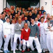 Die Schmerztherapie-Ausbildung  bei Liebscher&Bracht, 2016