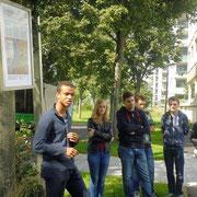 Schüler der Willy-Brandt-Gesamtschule