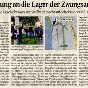 Zeitungsartikel Ksta 4.9.2014