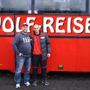 Bussi und Marco Gebhardt