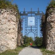die alte Festung bei Fort Louis