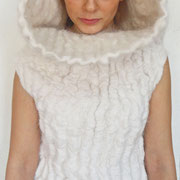 Concorso Nazionale di Moda Etica - Autore selezionato categoria Tessile - Alessia Lerose