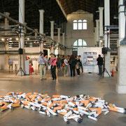 RICICLARTI 2011- cantiere d'arte ambientale