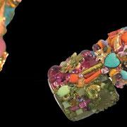 Michèle Jarry des Loges, Collection 'Renaissance' Bracelet L'Envol