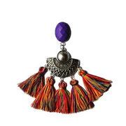 BO aztèques multicolore
