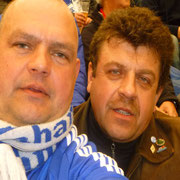 Selfie ( Hansi und Kalle)
