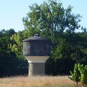 Le vieux château d'eau
