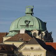Kuppel Stift Klosterneuburg