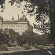 Klosterneuburg,view from todays main street, 1919