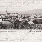 Klosterneuburg, 1901